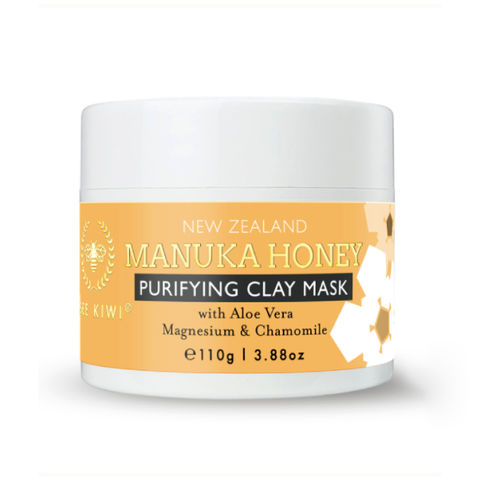 Manuka Honey Purifying Clay Mask