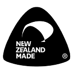 Bee Kiwi New Zealand Made Badge