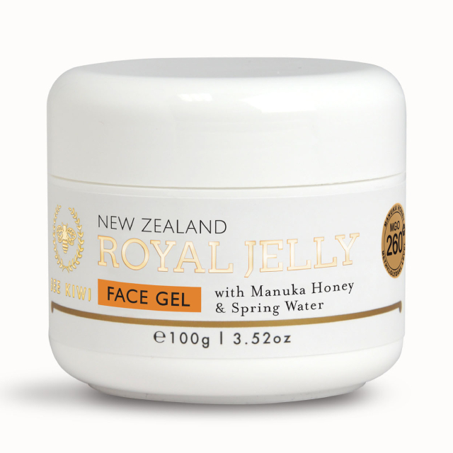 Royal Jelly Face Gel